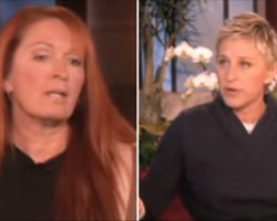 Ellen Brings Her On The Show To Talk About All The Pit Bulls She 'Rescued' – But Watch Who Comes Out
