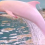 Boaters in Louisiana spot a very rare sight, capture a pink dolphin swimming in the waters