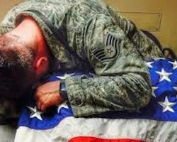 Soldier Says Emotional Goodbye To His Military Dog And Best Friend