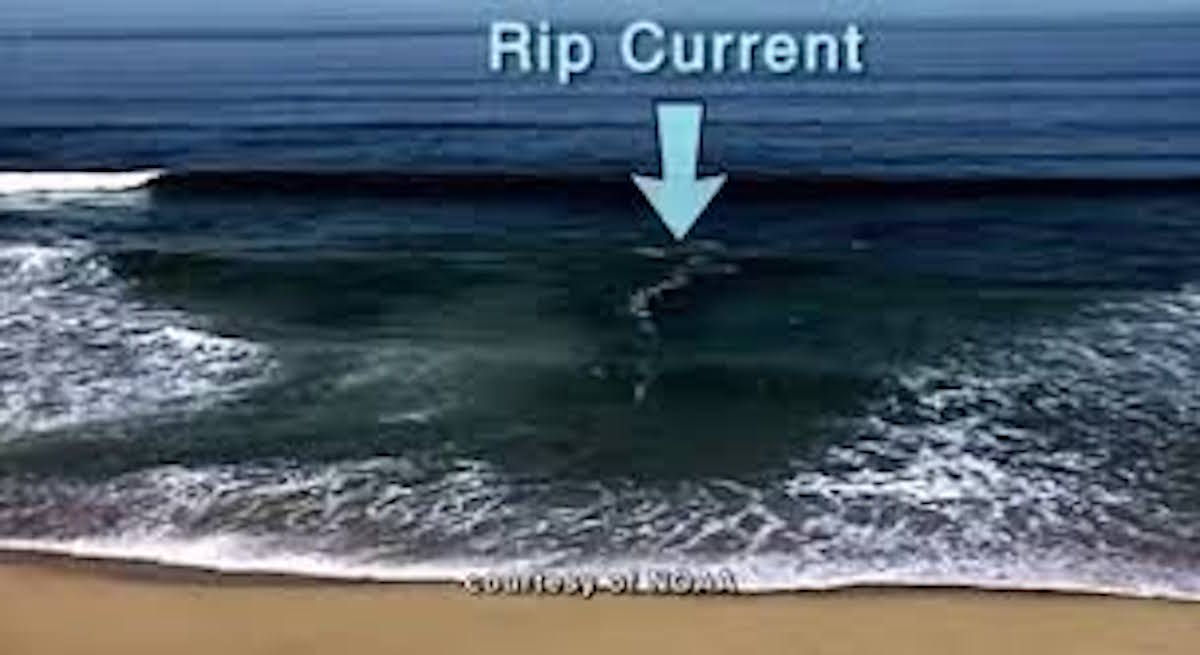 Rip Currents The Oceans Deadliest Trick  Live Science