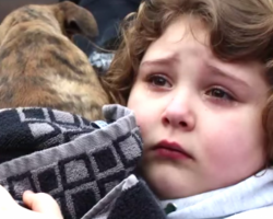 Little Girl Had To Give Up The Puppy She Rescued. Days Later? A SHOCKING Twist!