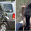 Woman crashes car on rural road. Then stray dog comes out of nowhere to rescue her