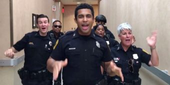 Norfolk Cops Take On Lip Sync Challenge And Their Awesome Video Instantly Goes Viral