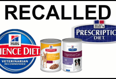 JUST IN: 25 Varieties Of Hills And Science Diet Dog Food Recalled
