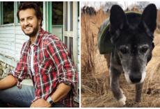 UPDATE: Luke Bryan's Senior Rescue Dog Has Died – Poochie, Rest In Peace.