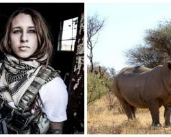 Female Army Vet Hunts Poachers In Africa, Defends And Protects Wildlife