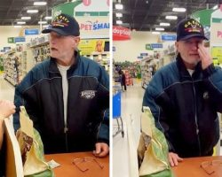 Veteran Gets a HUGE Surprise Getting His Dogs Back! His Reaction Is PRICELESS!