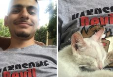 Man Dozes Off For A Nap And Wakes Up With A New Pet