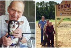 98-Year-Old Man Donates $2M Life Savings To Build 400-Acre Wildlife Sanctuary