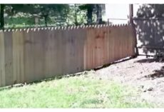 Dad Proudly Built A Fence To Protect His Dog, Dog Hilariously 'Tested It' Out