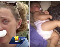 Mom Can't Reach 8-Month-Old Baby Caught In Fire With Puppy, Dog Sacrifices Himself To Save Her