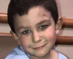 Five-Year-Old Boy Rescues Sister from a Burning House and Goes Back In to Save the Dog