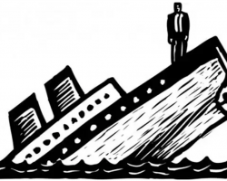 The Sinking Ship And Life Lesson