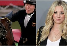 Actor Kaley Cuoco Comes To Rescue After Witnessing A Horse Getting Punched At Olympics